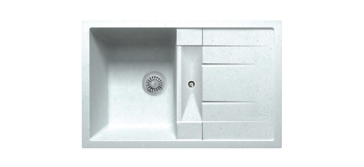 Granite Series Inset Slim Top Ukinox Kitchen Sinks