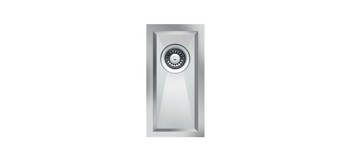 Zeroline Series Ukinox Kitchen Sinks