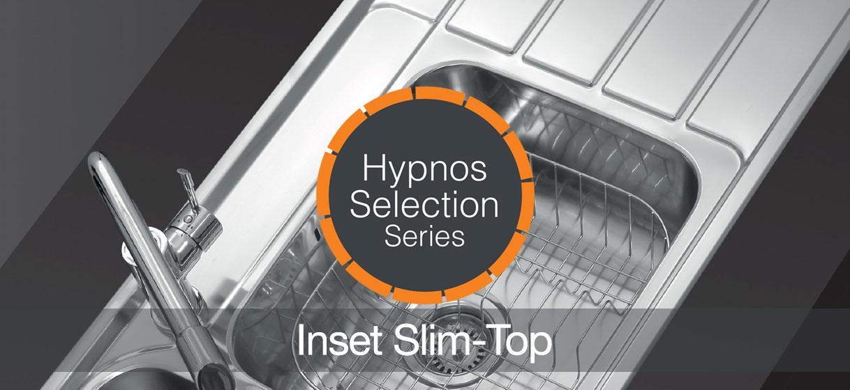 Hypnos Selection Series Inset Slim Top Ukinox Kitchen