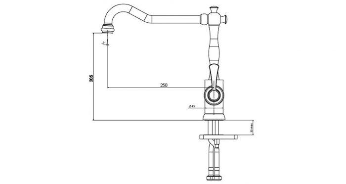 Faucet-Series-RUBATO-teknikcizim
