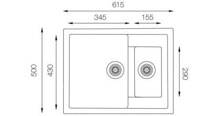 Granite-Series-ULS-615-500-15-teknikcizim