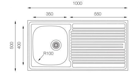 Standart-ST-1000-500-teknikcizim