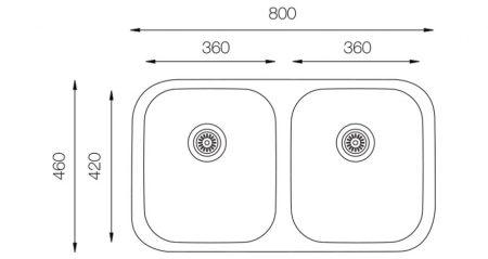 Undermount-MN-360-50-50-teknikcizim