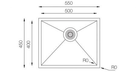 Zeroline-ZRL-500-teknikcizim