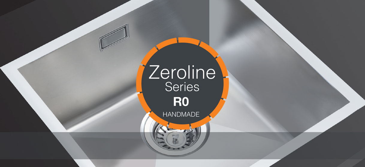 Zeroline Series Ukinox Kitchen Sinks