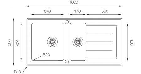 Glass-Series-GS-1000-500-15-W-teknikcizim-new